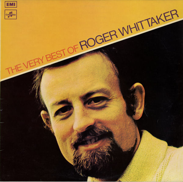 ROGER WHITTAKER - The Very Best Of Roger Whittaker - LP