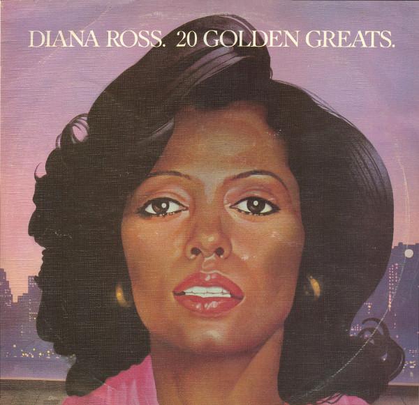 Diana Ross 20 Golden Greats