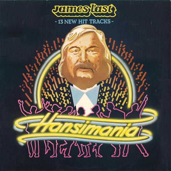 JAMES LAST - Hansimania - LP