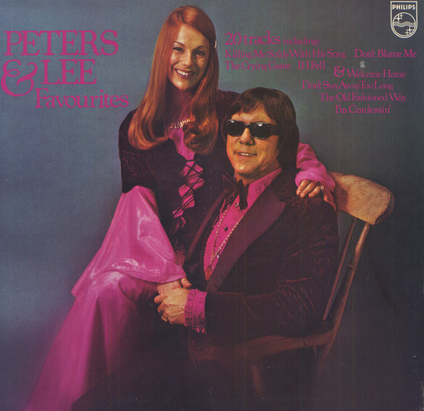 PETERS & LEE - Favourites - LP