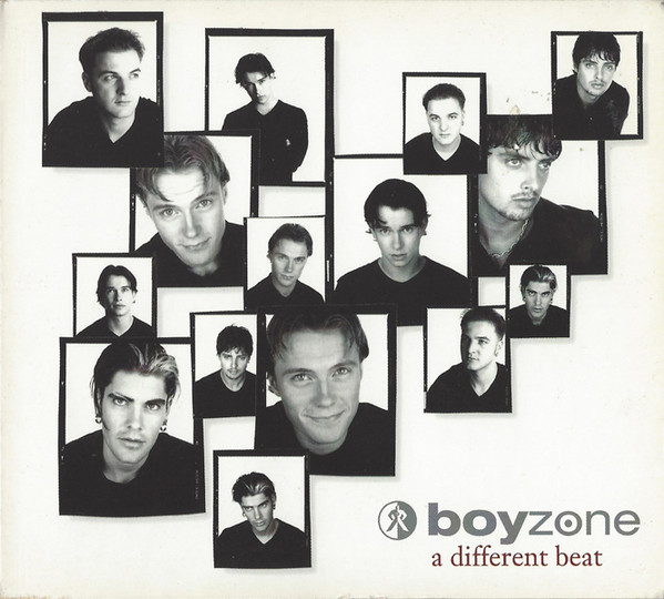 BOYZONE - A Different Beat - CD