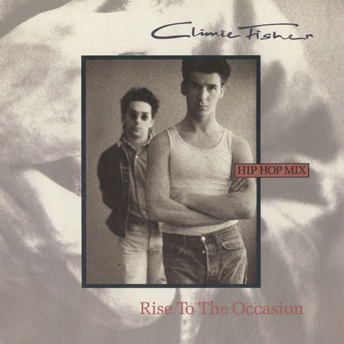 CLIMIE FISHER - Rise To The Occasion (Hip Hop Mix) - 45T x 1