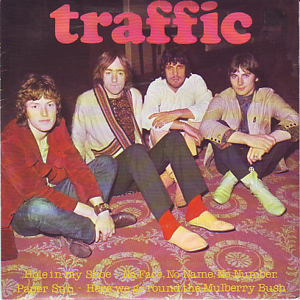 TRAFFIC - Hole In My Shoe - 45T x 1