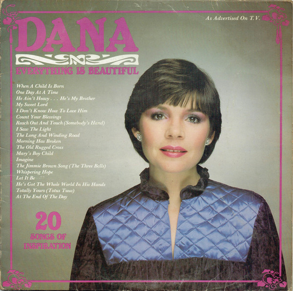 DANA - Everything Is Beautiful - LP