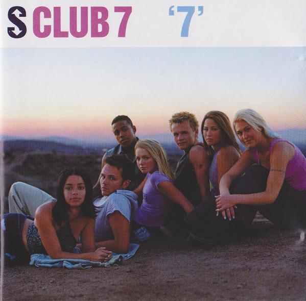 S CLUB 7 - '7' - CD