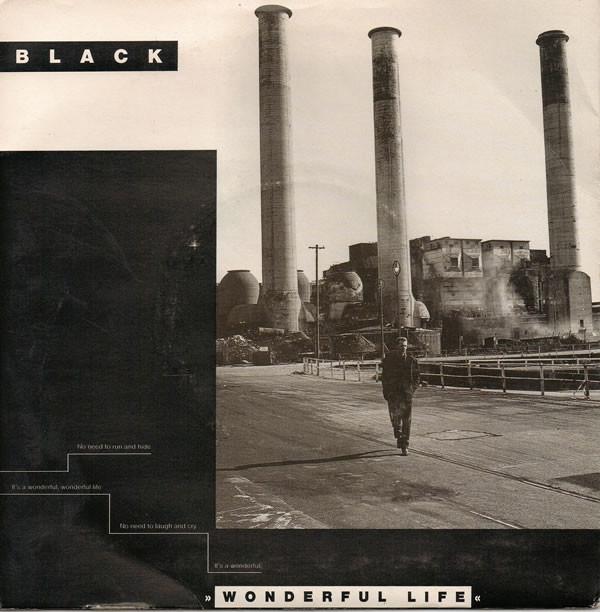BLACK - Wonderful Life - 45T x 1