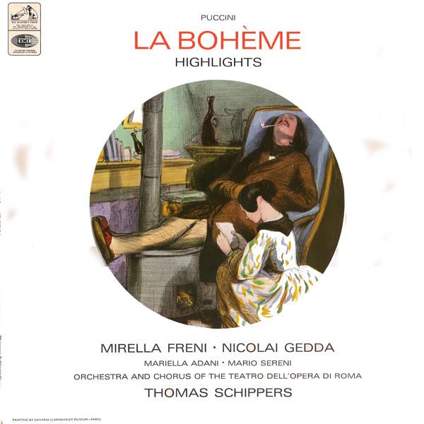 Giacomo Puccini La Bohème Highlights