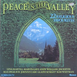 VARIOUS - Peace In The Valley - LP