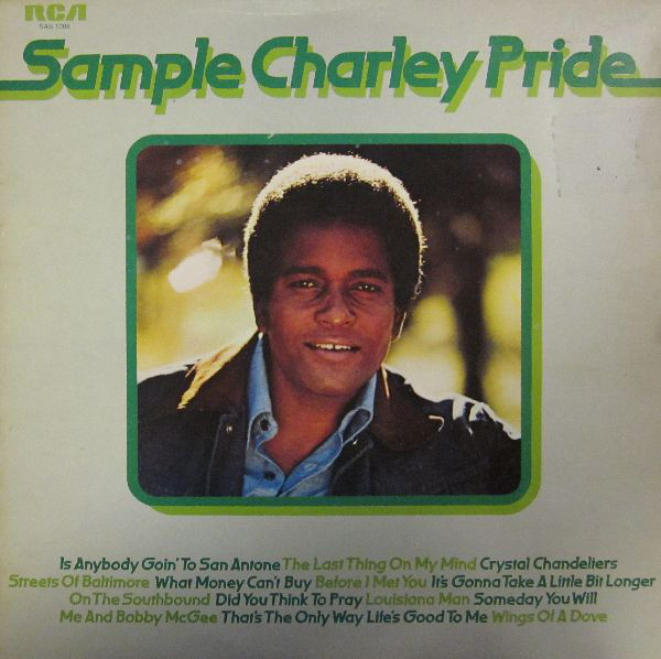 Charley pride sample charley pride records lps vinyl and cds charley pride mozeypictures Images