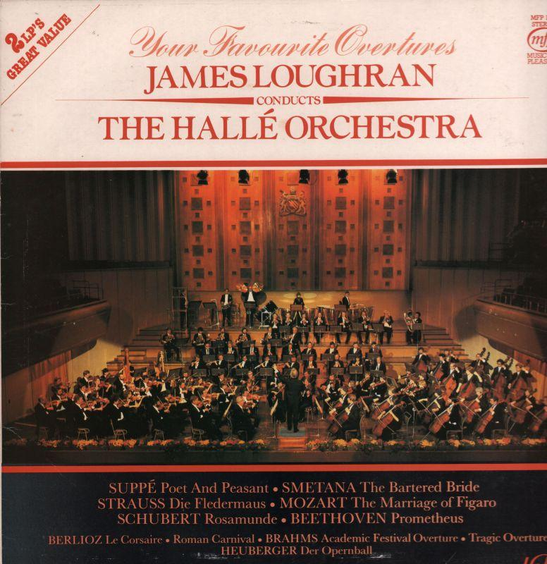James Loughran Conducts Hallé Orchestra Your Favourite Overtures