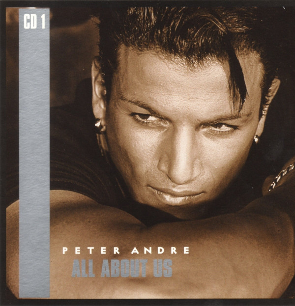 PETER ANDRE - All About Us - CD single
