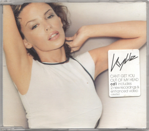 Kylie Minogue Can T Get You Out Of My Head Records Lps