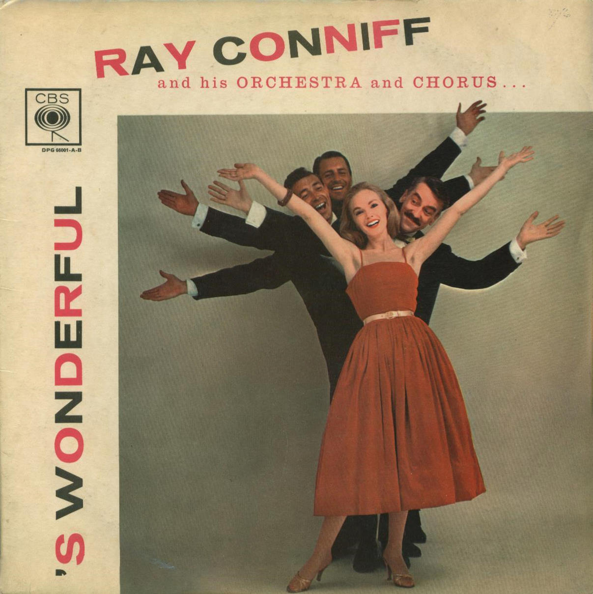 RAY CONNIFF - 'S Wonderful - 'S Marvellous - LP x 2