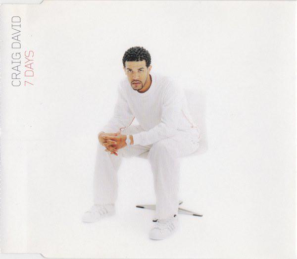 CRAIG DAVID - 7 Days - CD