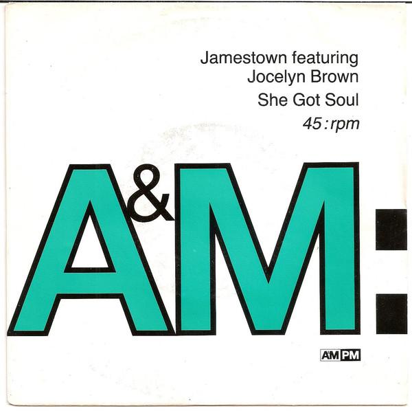Jamestown Featuring Jocelyn Brown She Got Soul