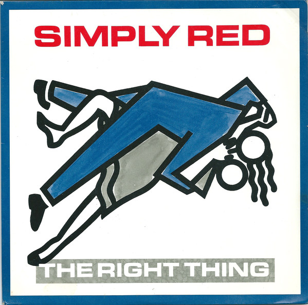 Simply Red - The Right Thing Album