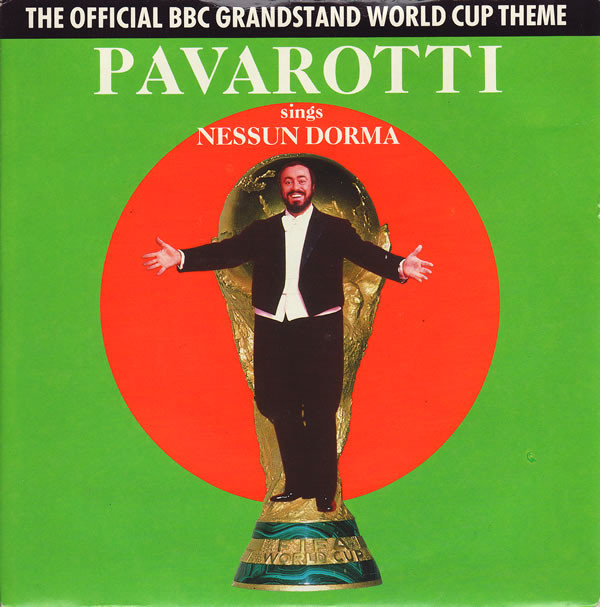 Luciano Pavarotti Nessun Dorma