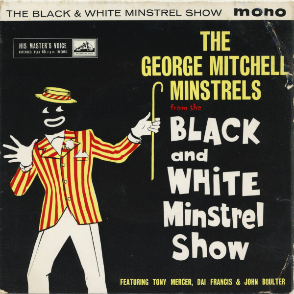 THE GEORGE MITCHELL MINSTRELS - The Black And White Minstrel Show No.1 - 45T x 1
