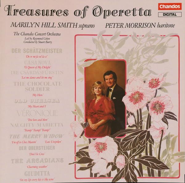 Marilyn Hill Smith & Peter Morrison Treasures Of Operetta