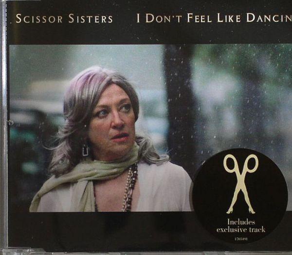SCISSOR SISTERS - I Don't Feel Like Dancin' - CD
