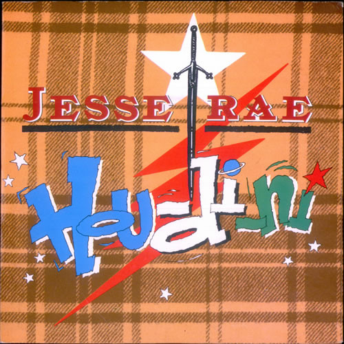JESSE RAE - Hou-di-ni - Maxi x 1