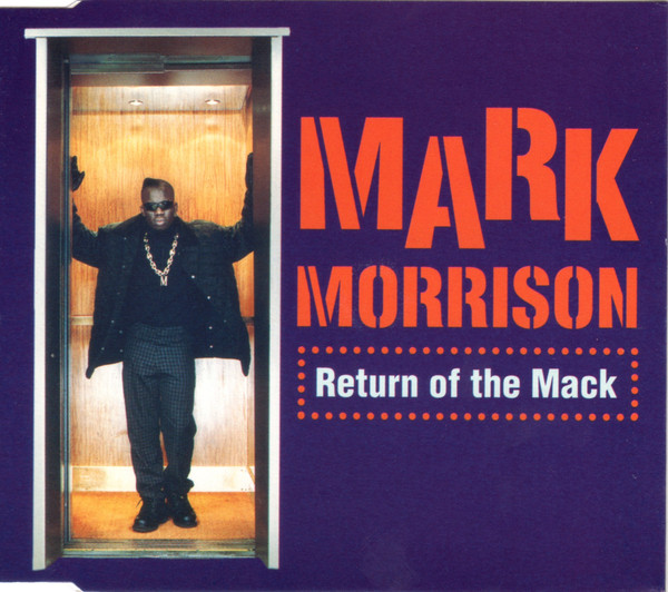 MARK MORRISON - Return Of The Mack - CD