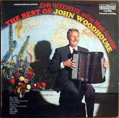 JOHN WOODHOUSE - The Best Of - LP