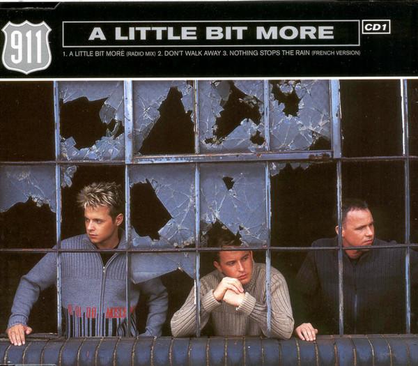 911 - A Little Bit More - CD