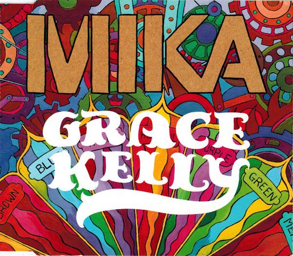 MIKA - Grace Kelly - CD