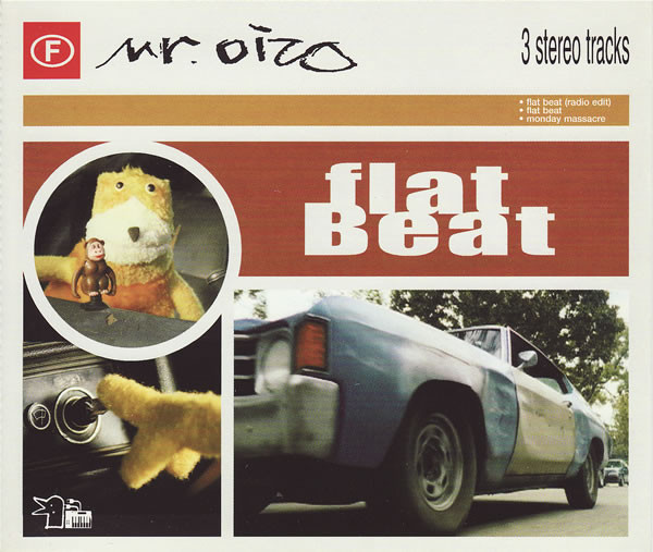 MR. OIZO - Flat Beat - CD