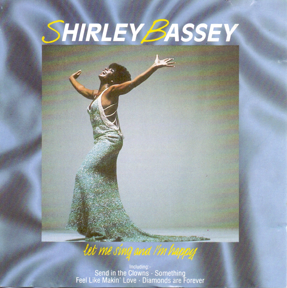 SHIRLEY BASSEY - Let Me Sing And I'm Happy - CD