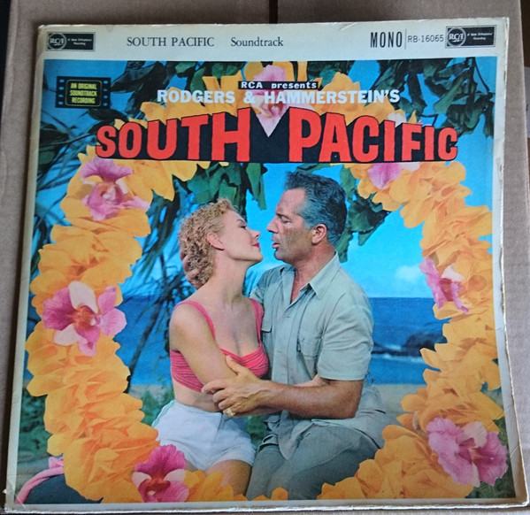 RODGERS & HAMMERSTEIN - South Pacific - 33T