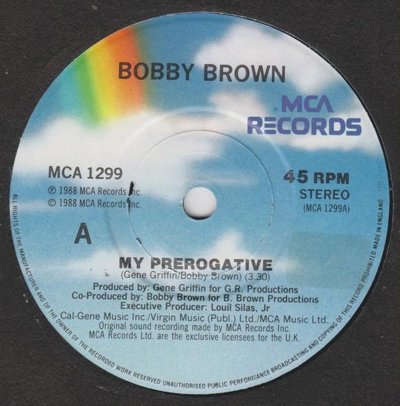 Bobby Brown My Prerogative