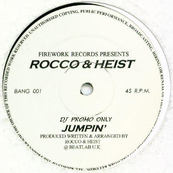 ROCCO & HEIST - Jumpin' / Rock Da Beat - Maxi x 1