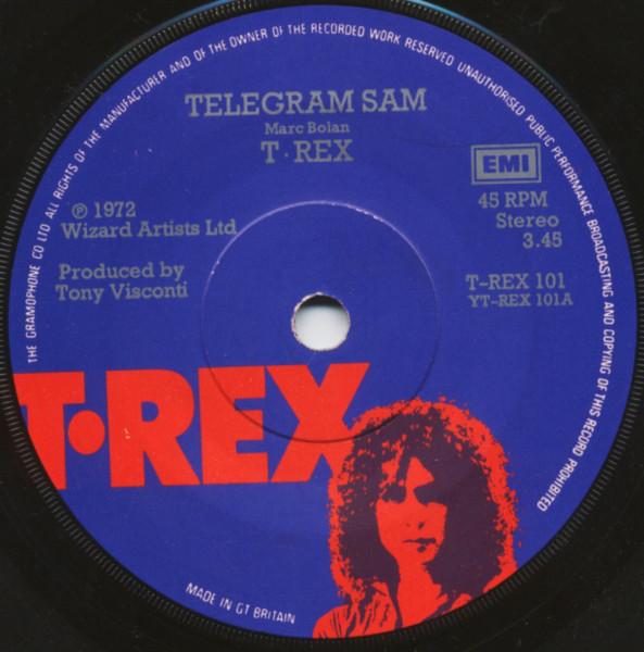 T. Rex Telegram Sam