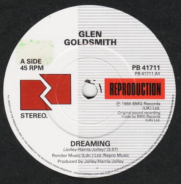 Glen Goldsmith Dreaming