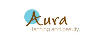 Aura Tanning & Beauty Logo