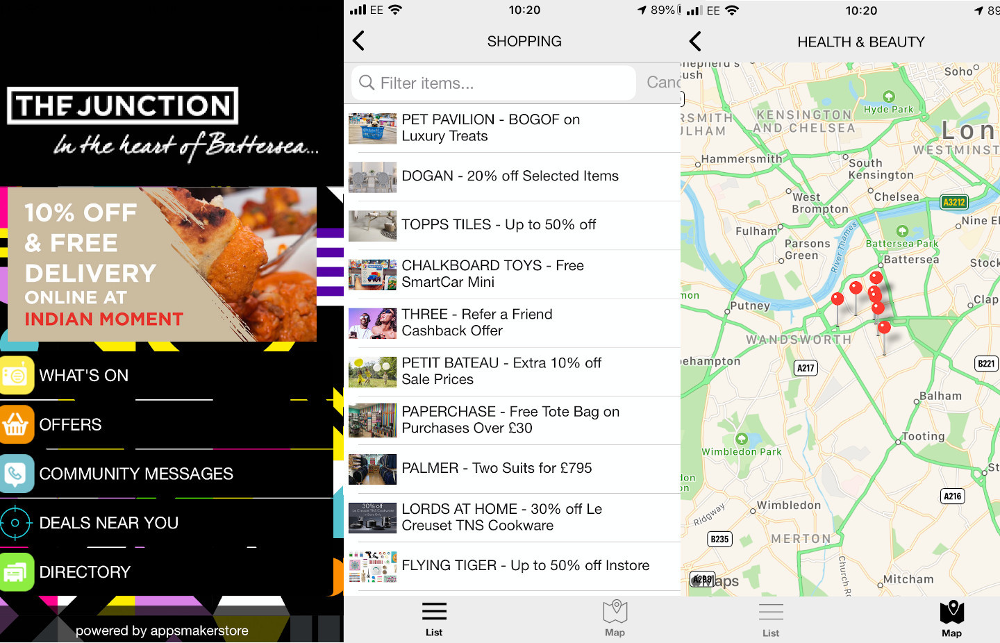 The Junction App