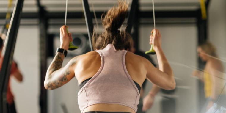 8 Week Fitness Programme £300 31 Oct