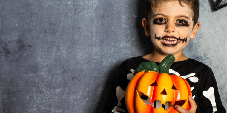 Halloween Photo Competition - Win a £50 Waterstones Gift Card 01 Oct