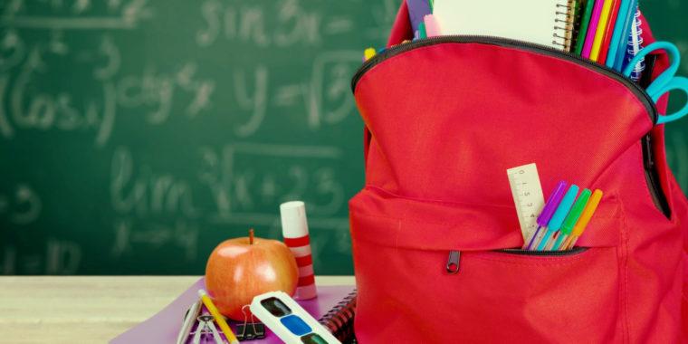 Back to School 26 Aug