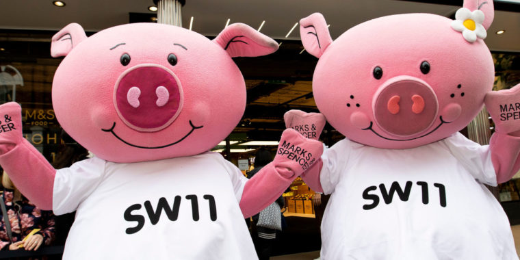 Pink Pig Competition Time! 02 Feb