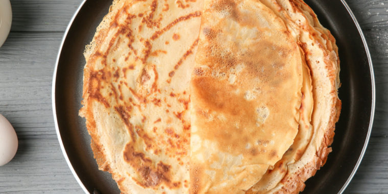 Get ready to flip, it's Pancake Day! 21 Feb
