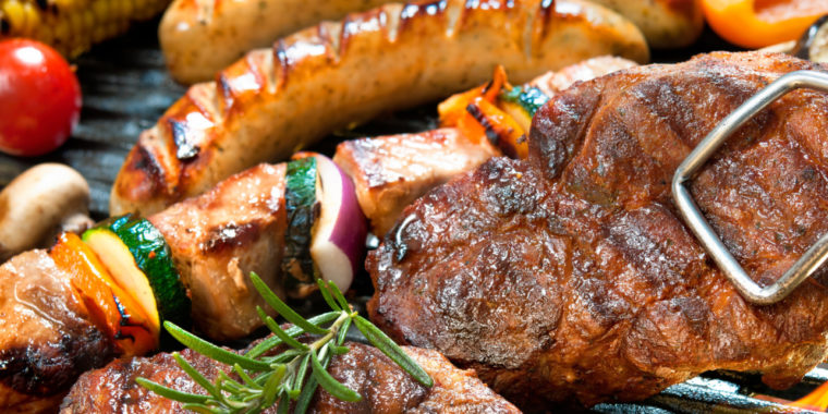 Sizzling Summer BBQ Recipes 01 Jun