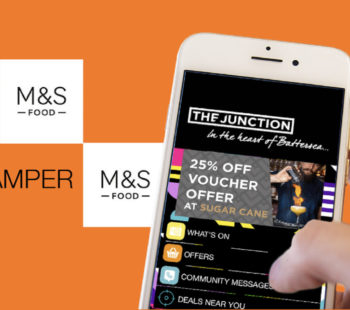 The Junction App: A Chance to Win an M&S Hamper worth £150! 22 Oct