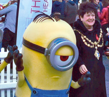 Mulled wine, mince pies and Minions - it must be Christmas! 03 Dec