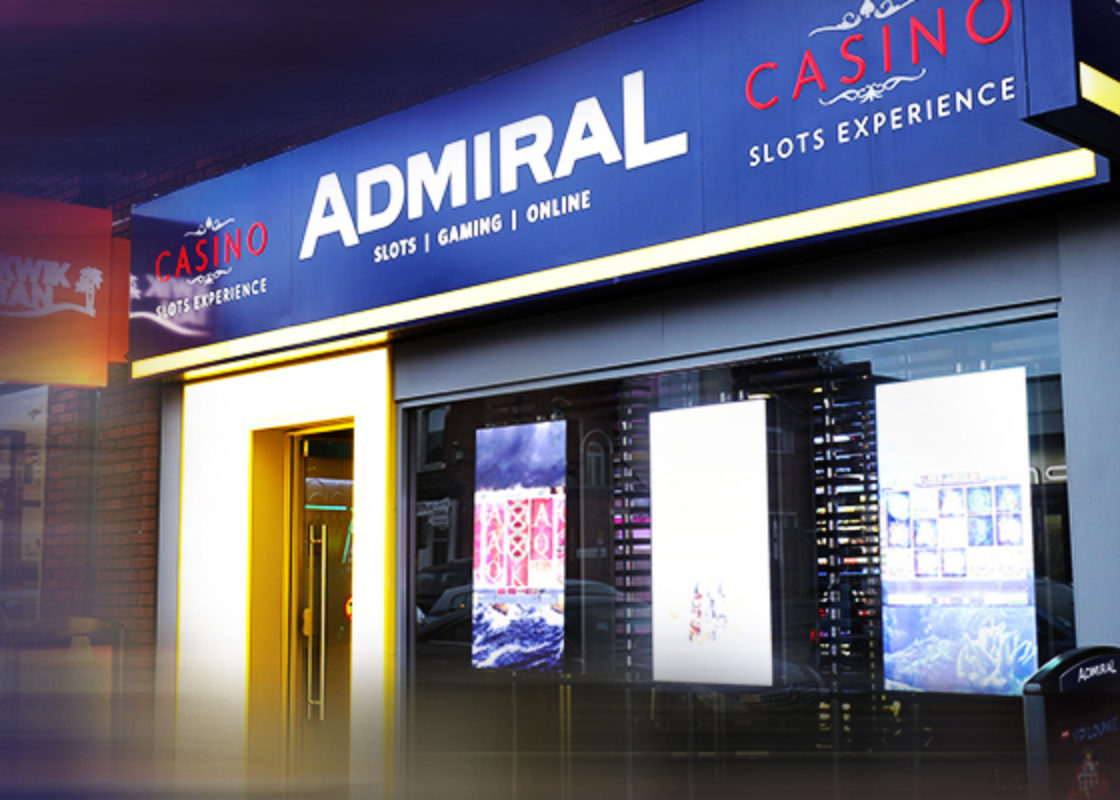 Admiral Casino The Junction