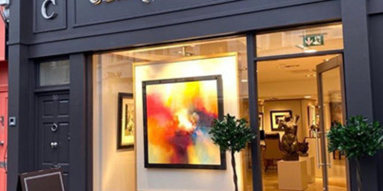Clarendon Fine Art Shopping