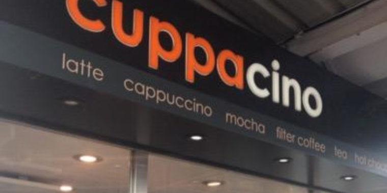 Cuppacino Platform 11/12