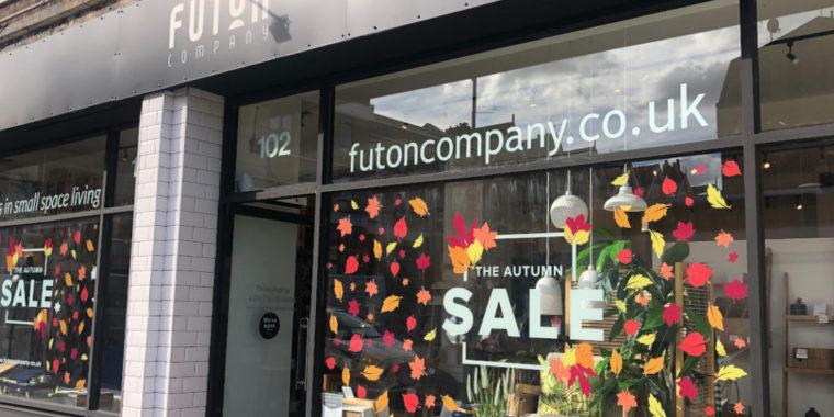 Autumn Sale on Furniture